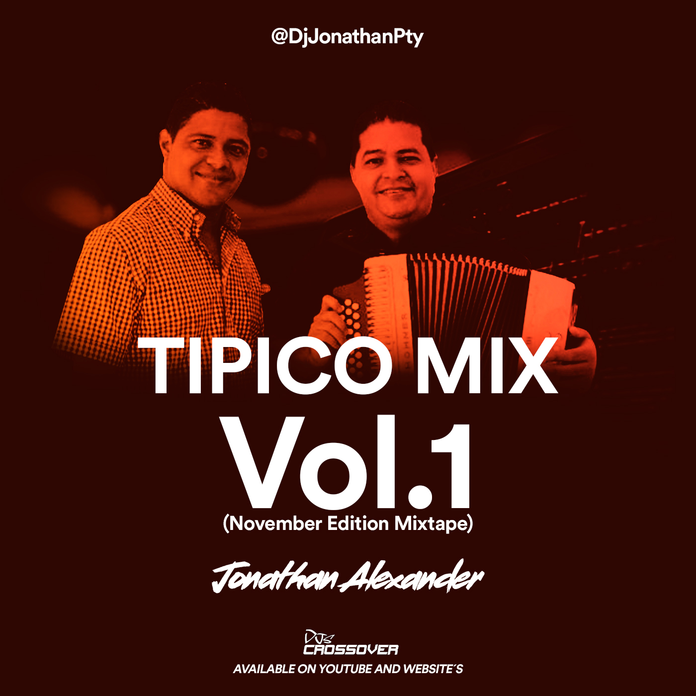 @DjJonathanPty – Tipico Mix Vol.1